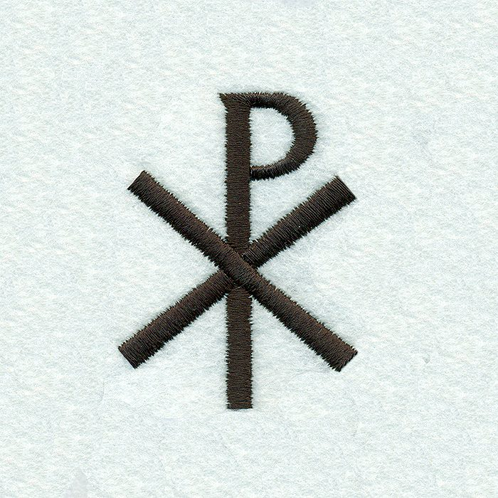 The Chi Rho Symbol C Magic Stock Art